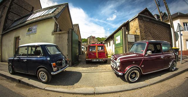 Nos clients for Garage mini rouen