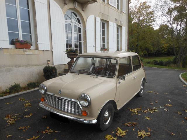 Mini attitude r paration vente pi ces for Garage mini rouen